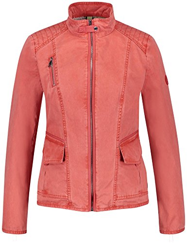 Gerry Weber Casual/Edition Outdoorjacke Nicht Wolle Jacke mit Steppdetails Apricot 38