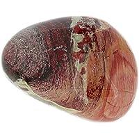 budawi® - Jaspis (Regenbogenjaspis) Trommelstein 25 - 30 mm, Edelstein Regenbogen-Jaspis Taschenstein preisvergleich bei billige-tabletten.eu