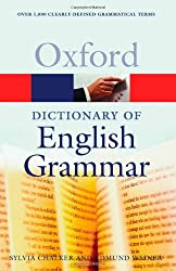 The Oxford Dictionary Of English Grammar (Oxford Paperback Reference) (Oxford Quick Reference)