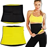PRILLY ELEGANCE Hot Shaper Best Quality Unisex Body Shaper For Women | Men Weight Loss Tummy - Body Shaper Belt Slimming Belt Waist Fitness Belt XL Size 34,35,36,37,38 Of Stomach Size Consider (Slim Belt- XL)