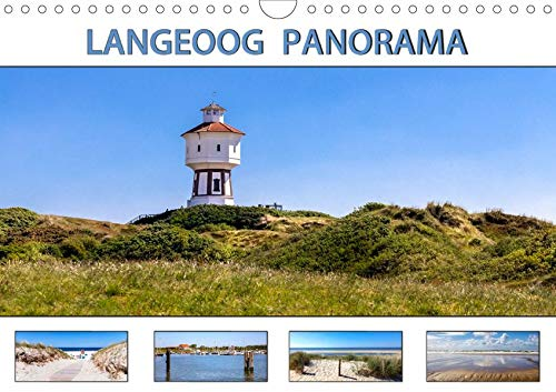 LANGEOOG PANORAMA (Wandkalender 2020 DIN A4 quer): Inselmomente - Strand, Dünen und Meer (Monatskalender, 14 Seiten ) (CALVENDO Orte)