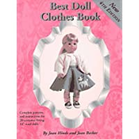 Fancywork and Fashion's Best Doll Clothes Book by Joan Hinds (1997-06-02)