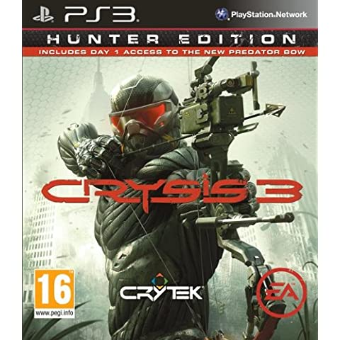 Crysis 3 - Hunter Edition (PS3) [Importación inglesa]