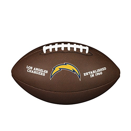 San Diego Chargers Logo Official Football