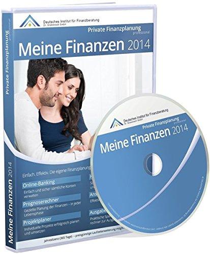 Meine Finanzen 2014 - Haushaltsbuch und mehr (Jahreslizenz; 365 Tage)