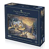 Gibsons G6245Country Weihnachten Heimkehr Puzzle (Spielset), 1000Einzelteile