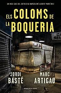 Els coloms de la Boqueria par Jordi Basté
