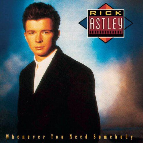 Never Gonna Give You Up by Rick Astley on Amazon Music ... - photo #39