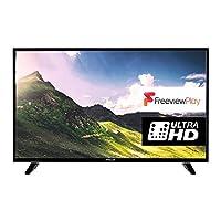 Finlux 55 Inch Ultra HD Smart Netflix 4K LED TV Freeview Play (55UTD297B-P)