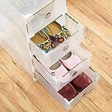 Homgrace Schuhbox Schuhkarton 24er Set Transparent Plastik Schuh Boxen Faltbare & Stapelbare DIY Schuhschachtel Schuhaufbewahrung Schuhkasten, 31 x 20 x 11 cm (24 Stück) Test