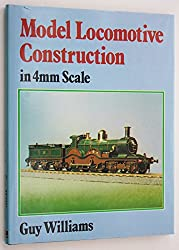 MODEL LOCOMOTIVE CONSTRUCTION IN 4MM SCALE.