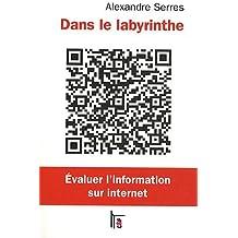Dans le labyrinthe : Evaluer l'information sur internet