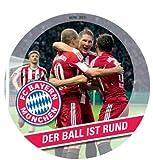 FC Bayern München 2012. Der Ball ist rund