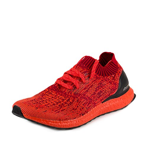 ADIDAS ULTRA BOOST UNCAGED LTD - RED -BB4678 - SIZE 10