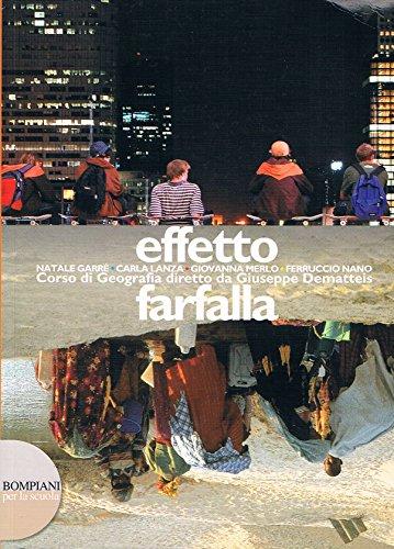 effetto farfalla - Corso di geografia diretto da Giuseppe Dematteis