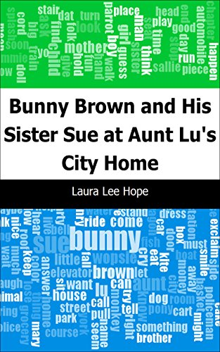 Bunny Brown and His Sister Sue at Aunt Lu's City Home (Place Childrens Cord)