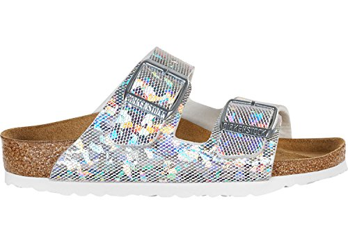 Birkenstock Arizona Kids Hologram, Mules Fille
