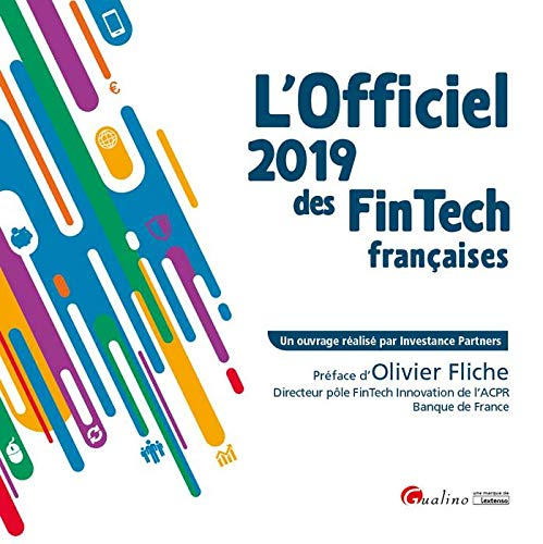 L'officiel 2019 des FinTech françaises