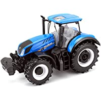 Bburago - T7000 Farm Tractor New Holland (18-44065)