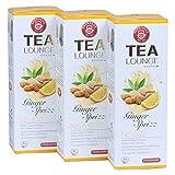 Teekanne Tealounge Kapseln - Ginger Sprizz No. 632 Käutertee (3x8 Kapseln)