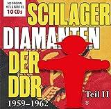M. Krug: Schlager Juwelen der DDR 1959 - 1962 (Audio CD)