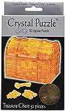 Unbekannt Funtime Gifts Kristall-Puzzle (Schatztruhe)