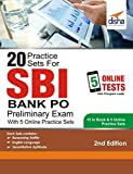 #7: 20 Practice Sets for SBI PO Preliminary Exam with 5 Online Practice Sets