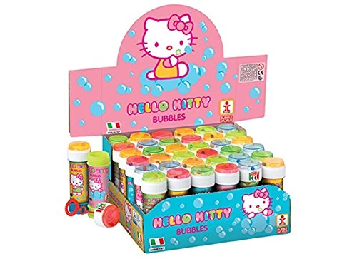 Hello Kitty Kinder Bubble Tubs Kids Party Bag Geburtstag Geschenk Gastgeschenken New Zauberstab + Labyrinth von Lizzy®