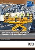 Tarjeta Profesional de la Construcción Sector Metal (TPM). Operadores de Aparatos Elevadores