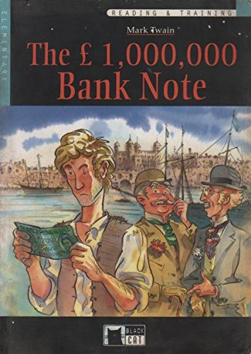 the-one-million-pounds-bank-note-con-audiolibro-cd-audio-reading-and-training
