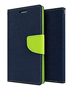 HuaweiY6 Green Flip Cover by Yora