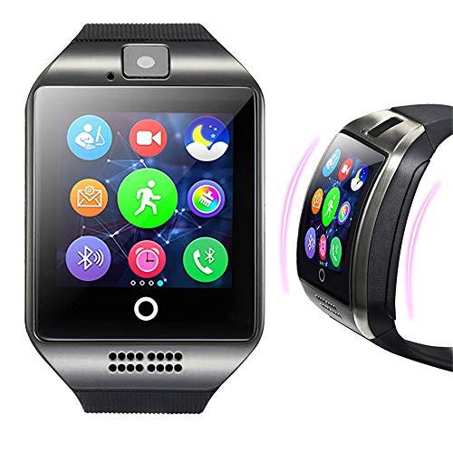 BOBOLover Reloj Deportivo,Reloj Inteligente Pulsera de Actividad Inteligente Reloj Digital Reloj Automatico GPS Pulsómetro Monitor de Ritmo Cardíaco Sueño