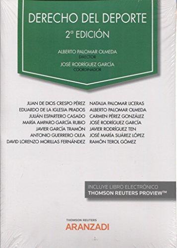 Derecho del deporte (Manuales)