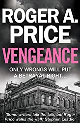 Vengeance (The Badge and the Pen Book 2)