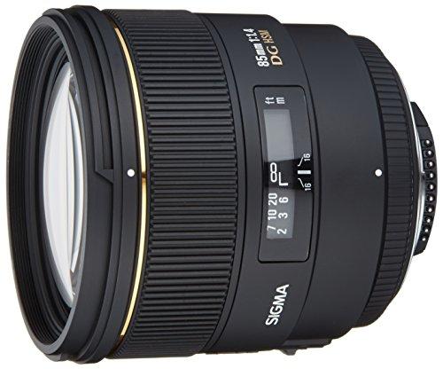Sigma Obiettivo 85mm-F/1.4-AF EX DG HSM, Attacco NIKON