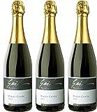 Helmut Geil Pinot Cuvée Sekt 2012 Brut (3 x 0.75 l)