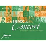 Une année au concert : 36 musiques pour 36 semaines de classe en cycle 3 (1CD audio)
