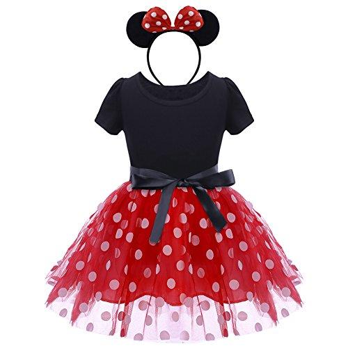 Bebé Niña Vestido Fiesta Princesa Disfraces Tutú