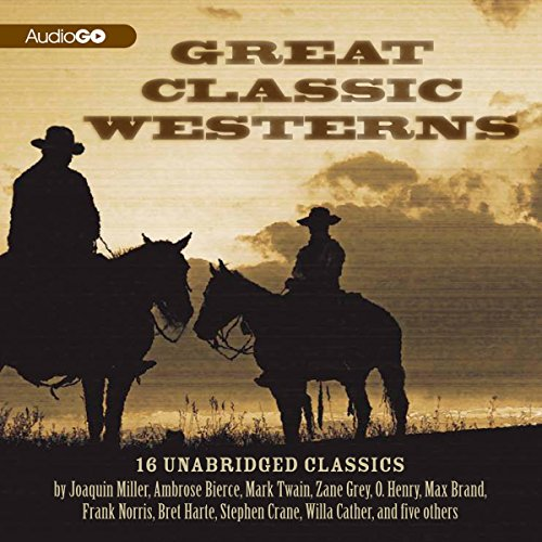 Great Classic Westerns  Audiolibri
