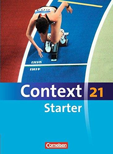 Context 21 - Starter: Schülerbuch: Kartoniert
