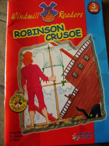 ROBINSON CRUSOE +AUDIOCASSETTA