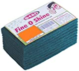Gebi 10-Piece Fine O Shine Scrubber wShi...