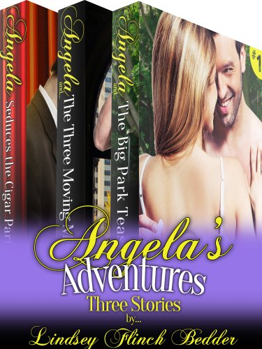 angelas-adventures-three-stories-english-edition