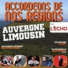 Accordéons De Nos Régions : Auvergne Limousin