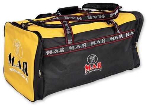 M.A.R International Ltd Kit Bag Reisetasche MMA Kickboxen Training Judo Supplies Muay Thai Fitness Karate Equipment Taekwondo Gear Mixed Martial Arts Sporttasche Gym Bag