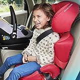 Maxi-Cosi Rodi XP mitwachsender Kinderautositz, Gruppe 2/3 (15-36 kg), nutzbar ab 3,5 bis 12 Jahre, Poppy Red