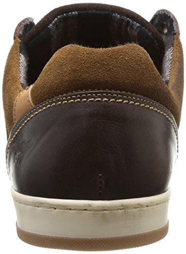 Mustang 4860302 Herren Sneaker Braun (Marron (303 Moka))