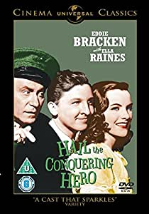 Hail the Conquering Hero [DVD]