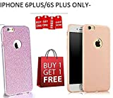 Best Iphone 6 Plus Case For Girls - LOXXO Sparkle Soft Silicone Glitter Back Cover Review