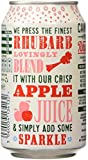 Product Image of Cawston Press Sparkling Rhubarb Juice Can 330 ml (Pack of...